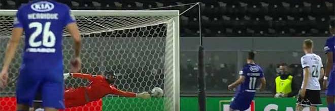 Bruno Varela destaca-se em duas intervenções – Vitória SC 0-1 Os Belenenses SAD