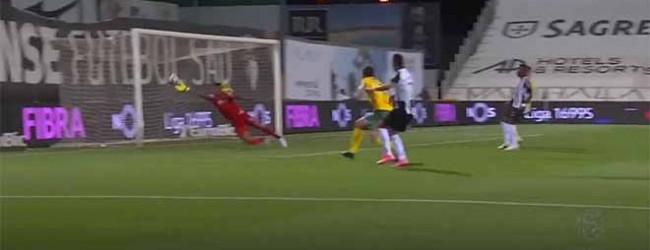 Jordi Martins estreia-se com defesa vistosa – Portimonense SC 1-1 Portimonense SC