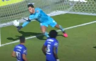 André Moreira tranca a baliza com defesas de nível – Os Belenenses 0-0 Moreirense FC