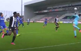 André Moreira faz defesa vertiginosa além de outras – CD Nacional 0-0 Os Belenenses