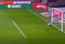 Dênis defende grande penalidade entre outras intervenções – FC Porto 1-0 Gil Vicente FC