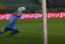 Joel Sousa estreia-se na Liga a responder a remate – CD Tondela 0-2 Vitória SC