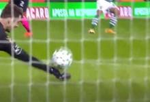 Mateus Pasinato erra em golos sofridos e intervém várias vezes – Sporting CP 2-1 Moreirense FC