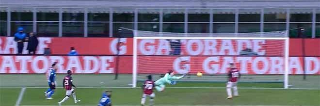 Ciprian Tatarusanu destaca-se em duas intervenções – FC Inter 2-1 AC Milan