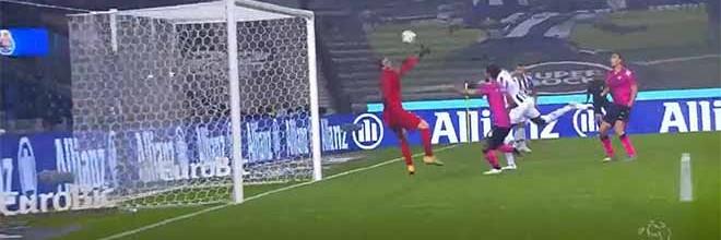 Mateus Pasinato espetacular em dupla-defesa – FC Porto 2-0 Moreirense FC