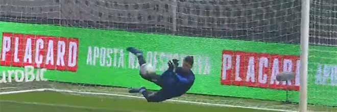 Ricardo Ferreira defende grande penalidade no último minuto – Moreirense FC 2-2 Portimonense SC