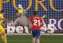 Rui Silva defende grande penalidade no último minuto – Villarreal CF 2-2 Granada CF