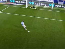 Jan Oblak defende penalti a cinco minutos do fim – Atlético de Madrid FC 1-0 Alavés