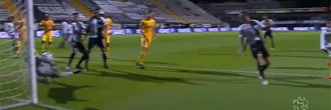 Beto Pimparel destaca-se em quatro intervenções – SC Farense 1-1 Portimonense SC
