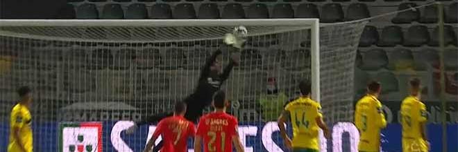 Jordi Martins tem 45 minutos negativos e 45 com nível – FC Paços de Ferreira 0-5 SL Benfica