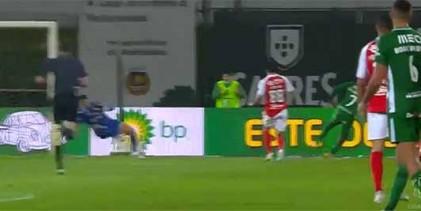 Matheus Magalhães em defesa de nível – Rio Ave FC 0-0 SC Braga