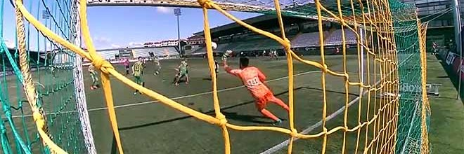 Pedro Trigueira destaca-se em quatro defesas de realce – CD Tondela 2-1 CD Nacional
