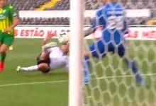 Pedro Trigueira garante três pontos em três defesas nos minutos finais – Vitória SC 1-2 CD Tondela