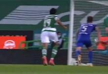 Stanislav Kritciuk defende grande penalidade – Sporting CP 2-2 Belenenses SAD