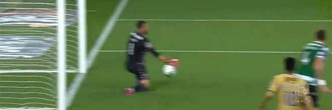 Antonio Adán consegue fechar a baliza em defesa inóspita – Sporting CP 1-0 Boavista FC