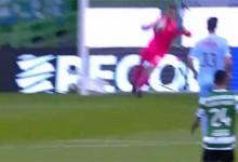 António Filipe destaca-se em duas defesas – Sporting CP 2-0 CD Nacional