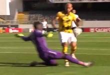 Bruno Varela impede incursão em interceção – Vitória SC 2-0 Moreirense FC