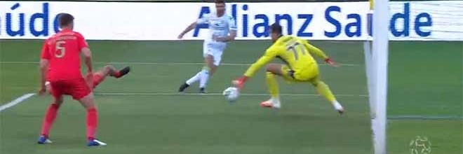 Helton Leite tranca a baliza com defesas de nível – CD Tondela 0-2 SL Benfica