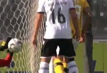 Mateus Pasinato intervém por três ocasiões – Vitória SC 2-0 Moreirense FC