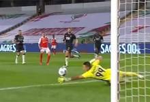 Odisseas Vlachodimos entra, erra e faz defesas vistosas – SC Braga 2-0 SL Benfica