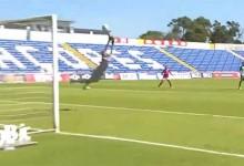 Pawel Kieszek faz defesa vistosa entre outras e precipitação – CD Santa Clara 1-0 Rio Ave FC