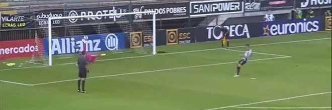 Jhonatan Luiz estreia-se, faz várias defesas e defende penaltis – Varzim SC 1-1 Rio Ave FC