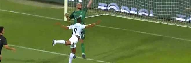 Mika Domingues evita mais em três defesas – Portimonense SC 2-1 Académica