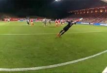 Antonio Adán defende no ímpeto e termina com intervenção de nível – SC Braga 1-2 Sporting CP