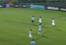 João Valido fecha a baliza em ações dificultadas – Vitória FC 1-0 Amora FC