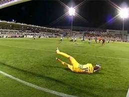Mateus Pasinato intervém entre erro com golo sofrido – Moreirense FC 2-3 SC Braga