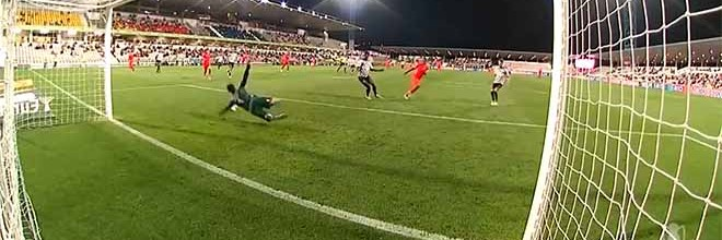 Rafael Bracali consegue intervir em defesa complicada – Gil Vicente FC 3-0 Boavista FC