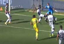 Samuel Portugal evita auto-golo de forma caricata – CD Tondela 0-3 Portimonense SC