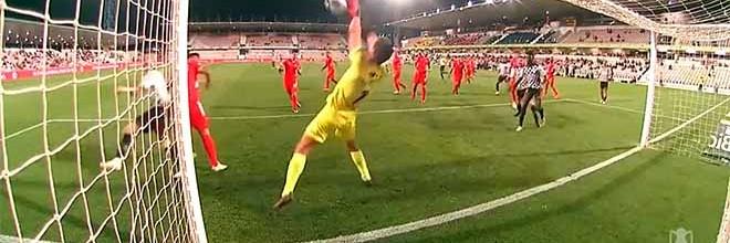 Stanislav Kritciuk intervém várias vezes em circunstância – Gil Vicente FC 3-0 Boavista FC