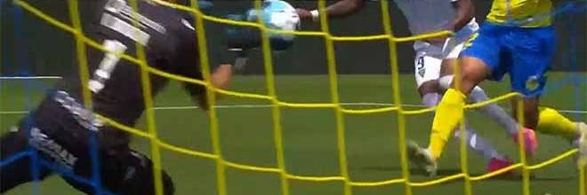 Victor Braga faz defesa vertiginosa após erro com golo sofrido – FC Arouca 0-2 Estoril