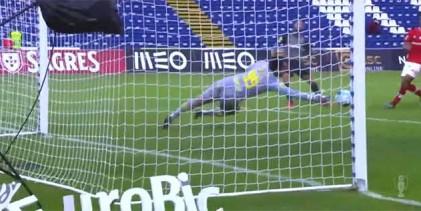 Marco Rocha possibilita empate com defesa de nível – CD Santa Clara 1-1 SC Braga