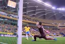 Fernando Muslera sofre mas destaca-se várias vezes – Brasil 4-1 Uruguai