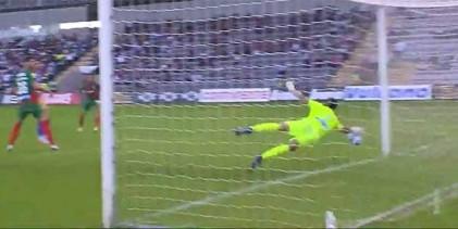 João Miguel Silva fecha a baliza com defesas espetaculares – CS Marítimo 0-0 Moreirense FC