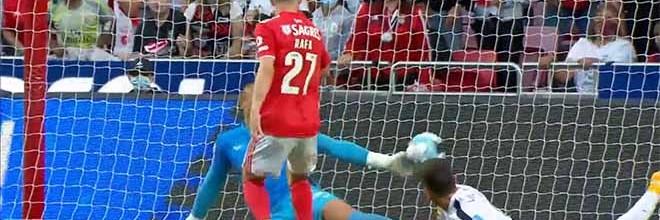 Samuel Portugal destaca-se em quatro defesas – SL Benfica 0-1 Portimonense SC