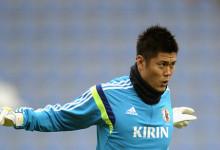 Eji Kawashima, Nishikawa e Shuichi Gonda convocados pelo Japão para o Mundial'2014