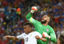 Tim Howard Vs Adam Kwarasey – Estatísticas – Estados Unidos 2-1 Gana