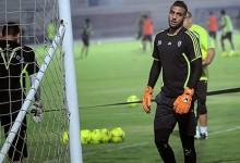 Ahmed El-Shenawy assina pelo Zamalek