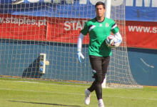 Daniel Monllor defende penalti, mas Boavista perde em amigável