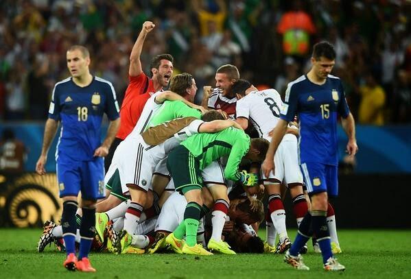 Manuel Neuer, Weidenfeller e Zieler vencem o Mundial'2014 com a Alemanha