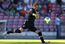 Adriano Facchini faz boas defesas no Gil Vicente 1-3 Vitória SC