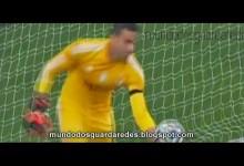 Artur Moraes comete erro que dá golo do Sporting