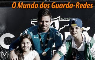 Entrevista a Carlos Marafona, guarda-redes do Moreirense