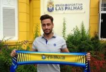 Casto assina pelo Las Palmas