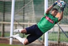 Matheus: Braga já tem certificado internacional do guarda-redes