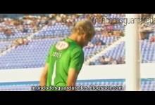 Matt Jones faz duas defesas mas erra no Belenenses 0-3 Vitória SC