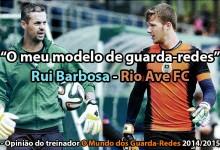 Rui Barbosa: O meu modelo de guarda-redes – Metodologia de treino O Mundo dos Guarda-Redes